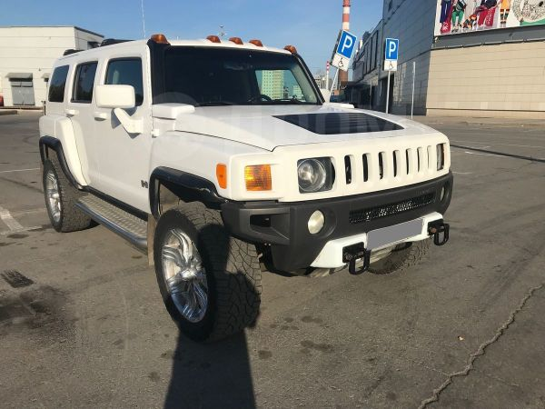 Hummer H3, 2007 год, 1 200 000 руб.