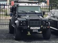 Челябинск Defender 2014