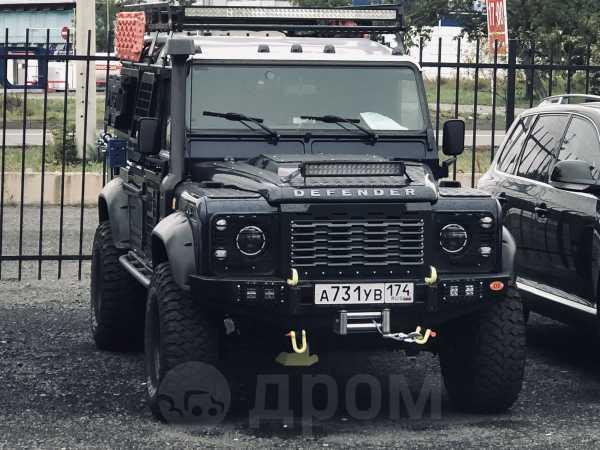 Land Rover Defender, 2014 год, 2 550 000 руб.