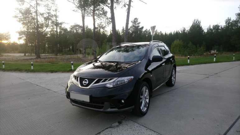 Nissan Murano, 2014 год, 1 280 000 руб.