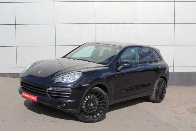 Porsche Cayenne, 2011 год, 1 674 000 руб.