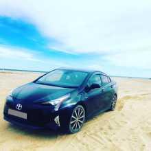 Хабаровск Prius 2017