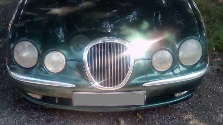 Jaguar S-type, 1999 год, 235 000 руб.