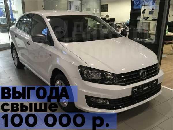 Volkswagen Polo, 2018 год, 849 000 руб.
