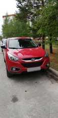 Hyundai ix35, 2015 год, 1 000 000 руб.