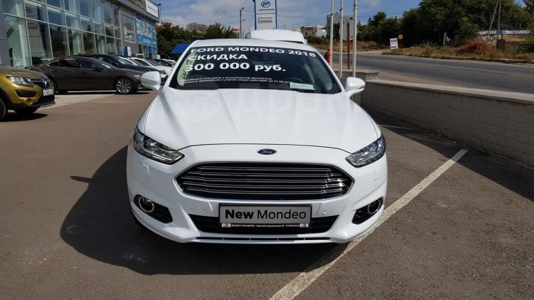 Ford Mondeo, 2018 год, 1 899 900 руб.