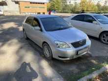 Ангарск Corolla Runx 2004