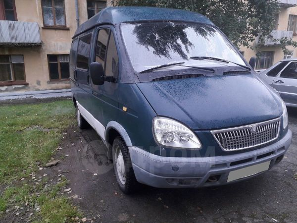 ГАЗ 2217, 2003 год, 150 000 руб.