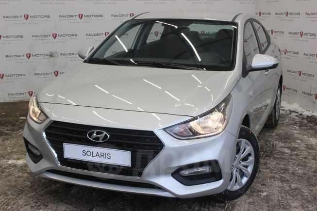 Hyundai Solaris, 2018 год, 864 000 руб.