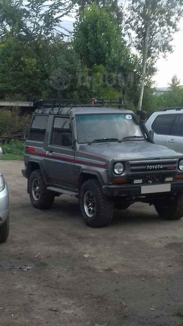 Toyota Blizzard, 1989 год, 415 000 руб.