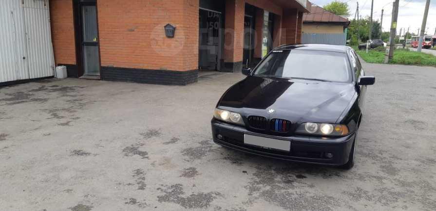 BMW 5-Series, 2003 год, 280 000 руб.
