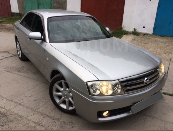 Nissan Gloria, 2004 год, 300 000 руб.