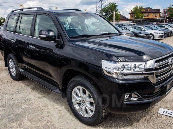 Toyota Land Cruiser, 2019 год, 5 304 000 руб.