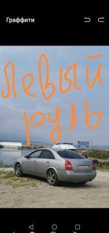 Иркутск Primera 2003