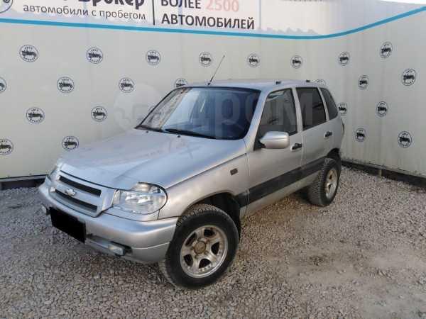 Chevrolet Niva, 2006 год, 152 000 руб.
