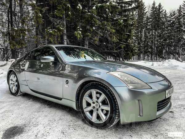 Nissan Fairlady Z, 2003 год, 700 000 руб.