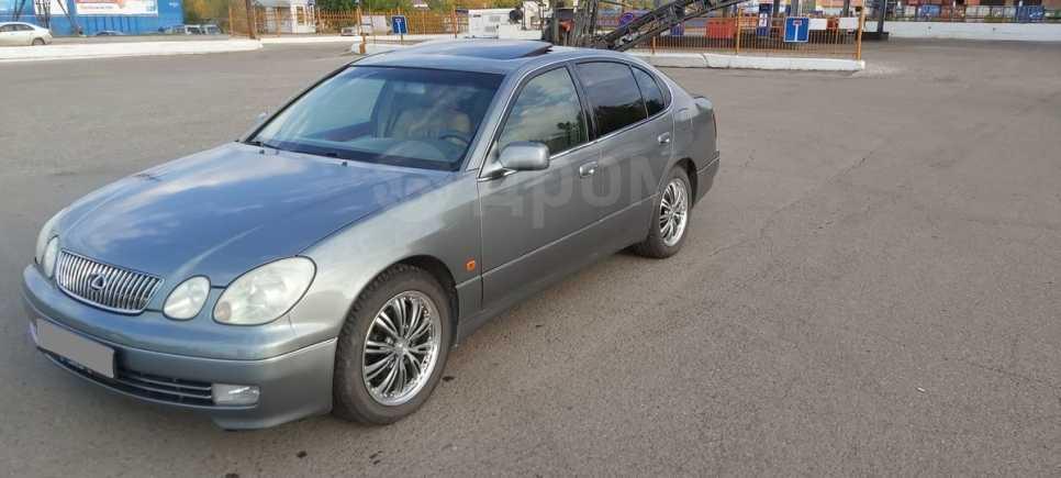 Lexus GS300, 2003 год, 400 000 руб.