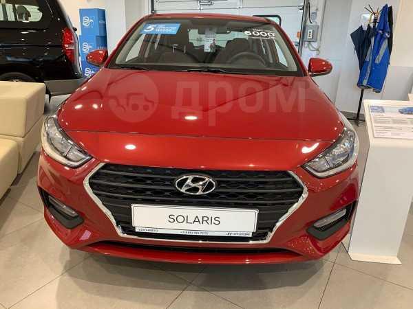 Hyundai Solaris, 2019 год, 938 620 руб.