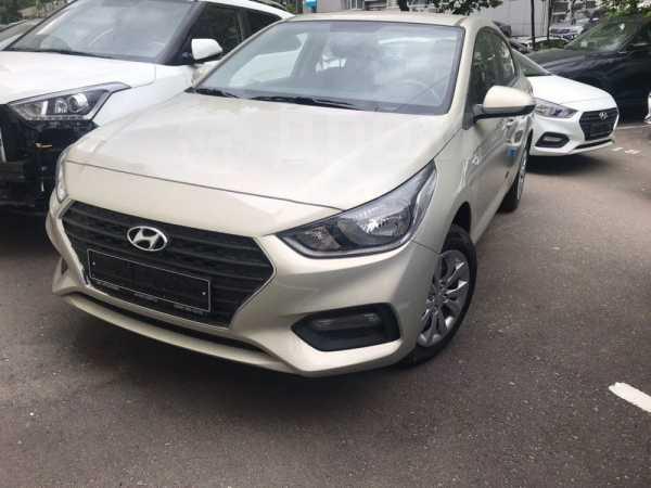 Hyundai Solaris, 2019 год, 978 925 руб.
