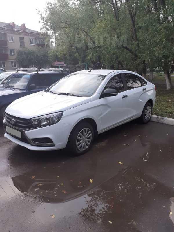 Лада Веста, 2018 год, 555 000 руб.