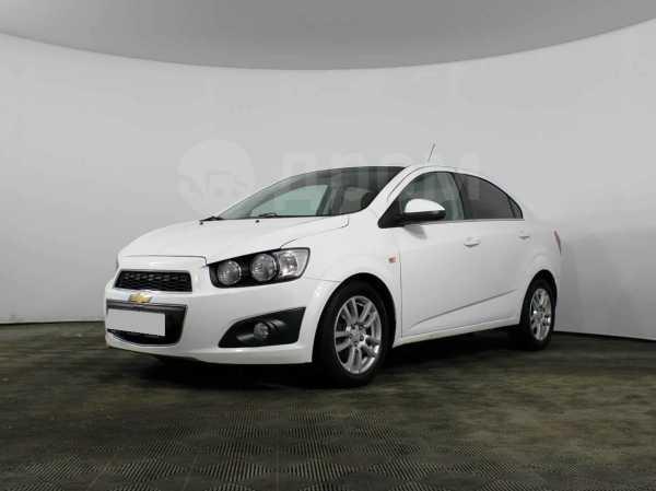Chevrolet Aveo, 2013 год, 398 000 руб.