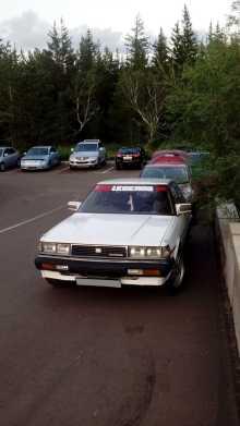Баяндай Cresta 1987
