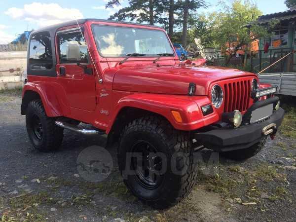 Jeep Wrangler, 2006 год, 980 000 руб.