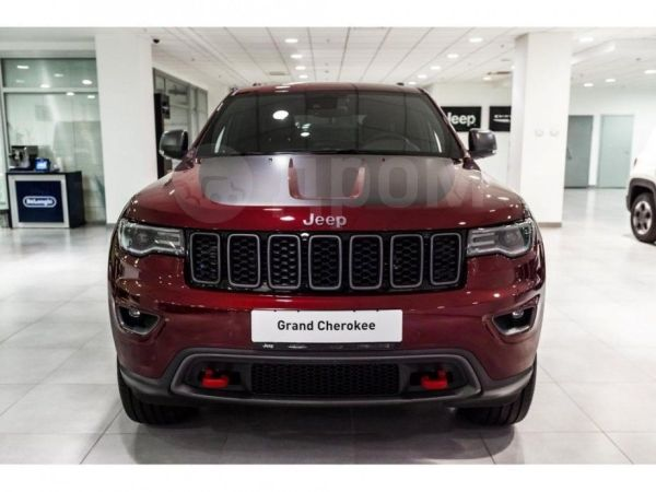 Jeep Grand Cherokee, 2018 год, 4 069 000 руб.