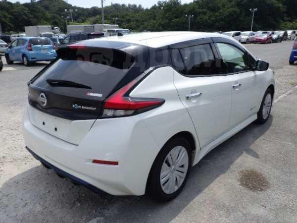 Nissan Leaf, 2018 год, 1 430 000 руб.