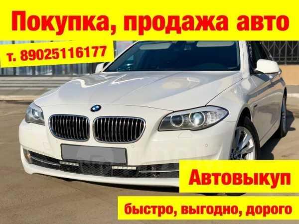 BMW 5-Series, 2011 год, 1 148 000 руб.