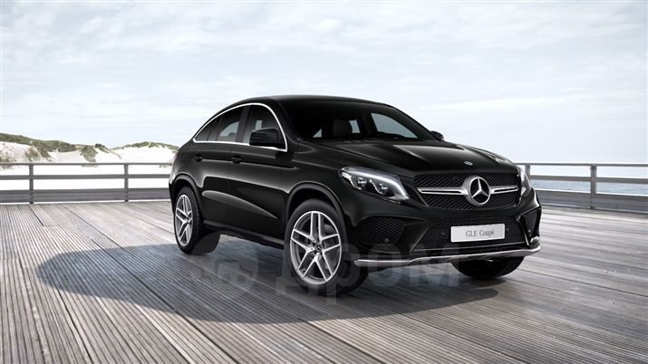 Mercedes-Benz GLE Coupe, 2018 год, 6 018 812 руб.