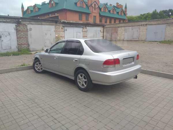 Honda Integra SJ, 1997 год, 150 000 руб.