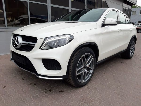 Mercedes-Benz GLE Coupe, 2019 год, 5 449 521 руб.