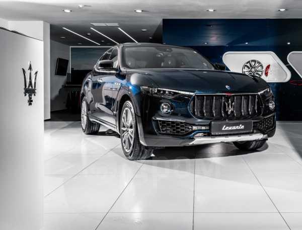 Maserati Levante, 2018 год, 8 537 813 руб.