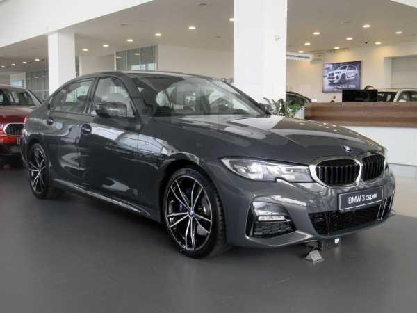 BMW 3-Series, 2019 год, 2 857 000 руб.