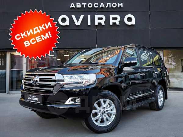 Toyota Land Cruiser, 2019 год, 5 920 000 руб.