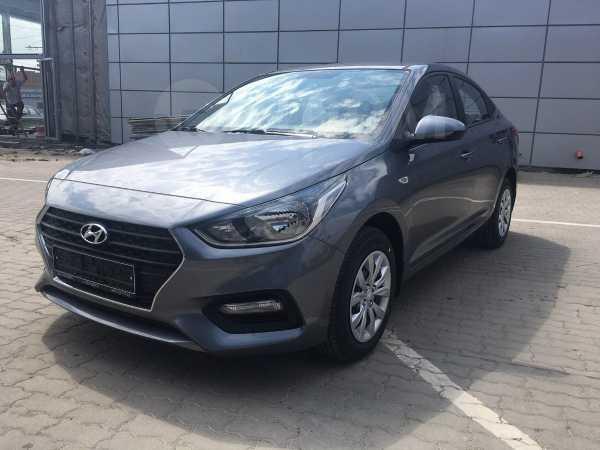 Hyundai Solaris, 2019 год, 915 000 руб.