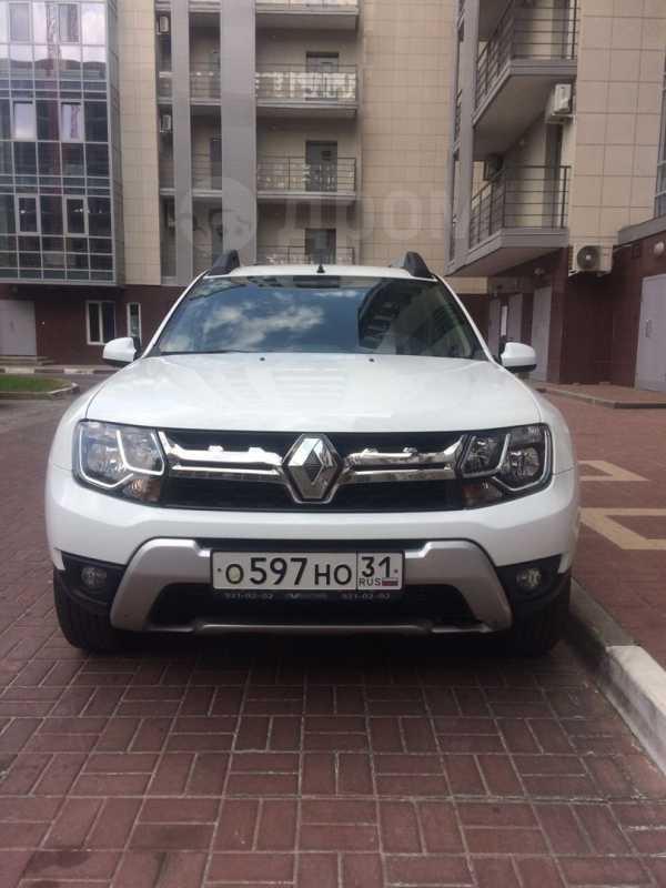 Renault Duster, 2017 год, 905 000 руб.