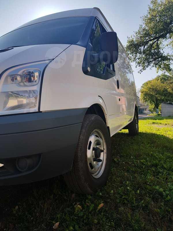 Ford Tourneo Custom, 2010 год, 700 000 руб.