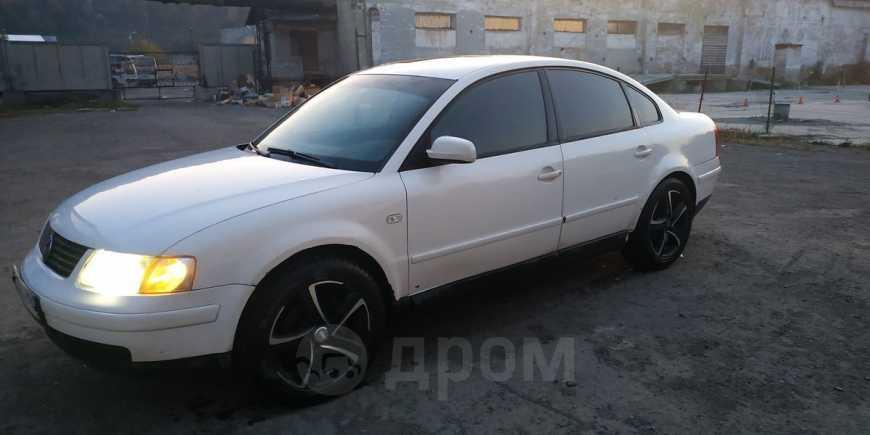 Volkswagen Passat, 2001 год, 140 000 руб.