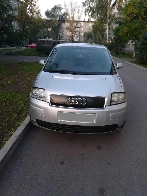 Audi A2, 2000 год, 220 000 руб.