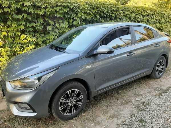 Hyundai Solaris, 2018 год, 790 000 руб.