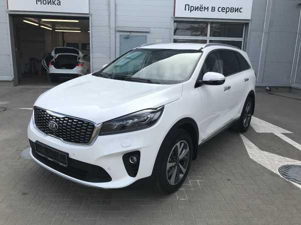Kia Sorento, 2019 год, 2 629 900 руб.