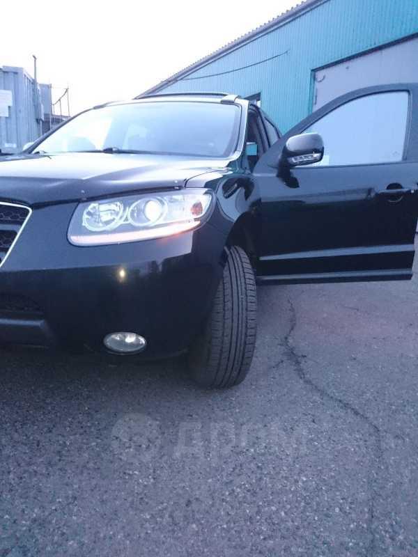 Hyundai Santa Fe, 2008 год, 695 000 руб.