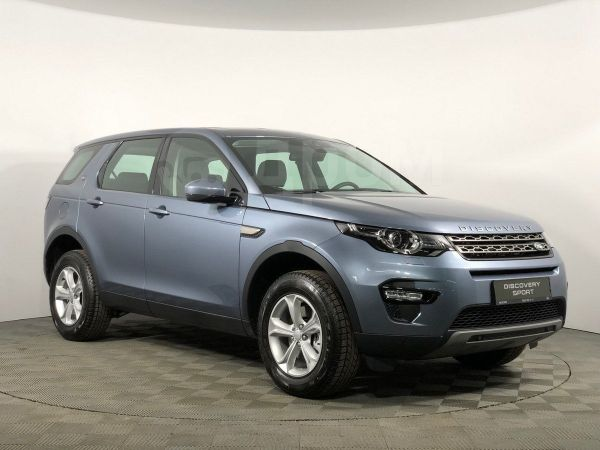 Land Rover Discovery Sport, 2019 год, 3 503 000 руб.