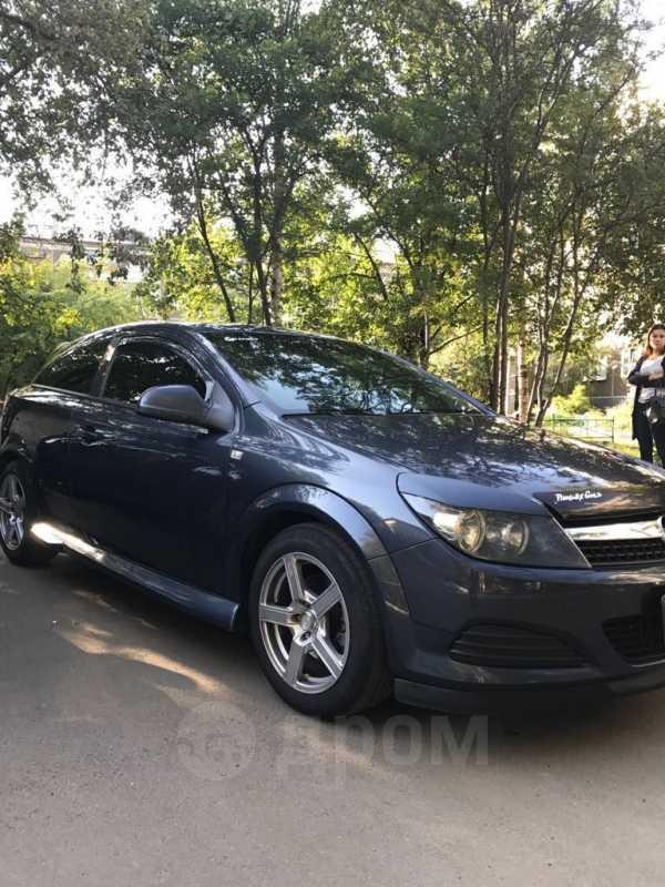 Opel Astra GTC, 2010 год, 195 000 руб.