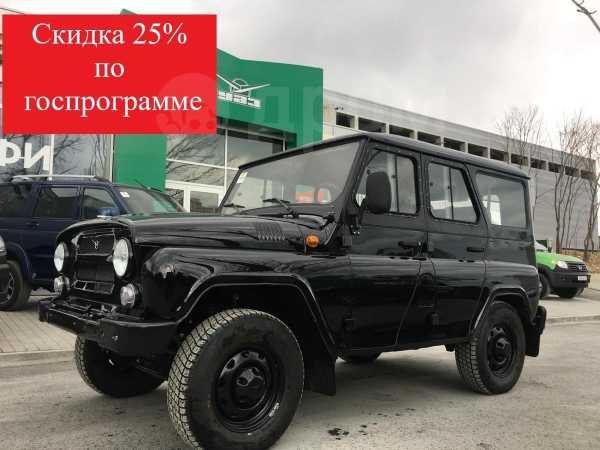 УАЗ Хантер, 2019 год, 819 900 руб.