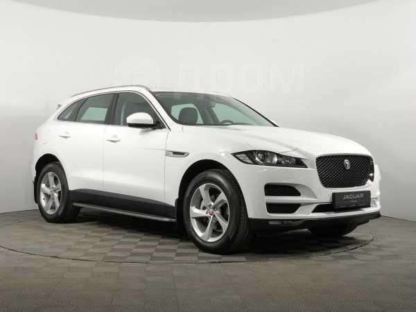 Jaguar F-Pace, 2019 год, 3 927 000 руб.