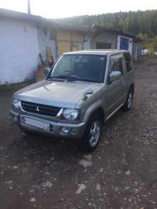 Железногорск-Илимский Pajero Mini 2000