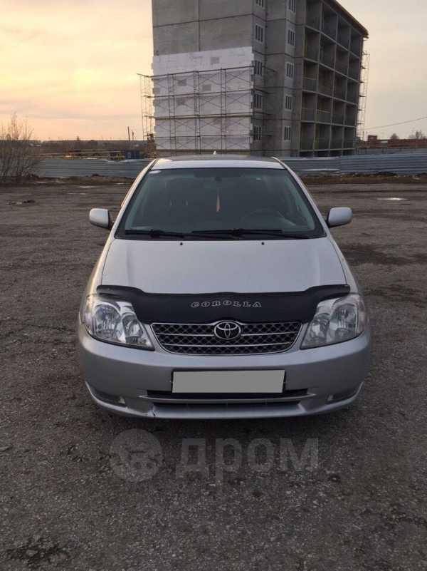 Toyota Corolla, 2003 год, 500 000 руб.